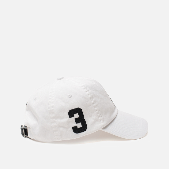 Кепка Polo Ralph Lauren Classic Sport Embroidered Logo White