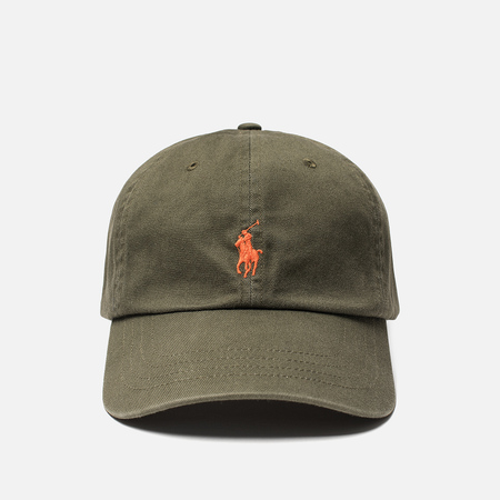 Кепка Polo Ralph Lauren Classic Sport Expedition Olive