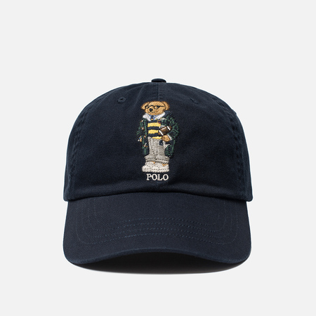 Кепка Polo Ralph Lauren Preppy Polo Bear Aviator Navy