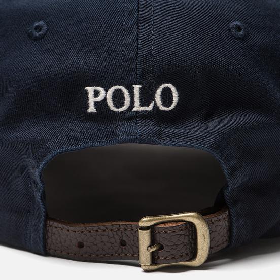 Кепка Polo Ralph Lauren Preppy Polo Bear Aviator Navy