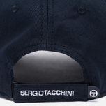 Мужская кепка Sergio Tacchini Over Navy/White фото- 3