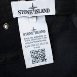 Мужская кепка Stone Island 5 Panel Reflective Logo Marine Blue фото- 5
