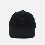 Stone Island Classic Logo Men's Cap Black photo- 0