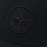 Stone Island Classic Logo Men's Cap Black photo- 3