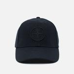 Мужская кепка Stone Island Classic Logo Marine Blue фото- 0