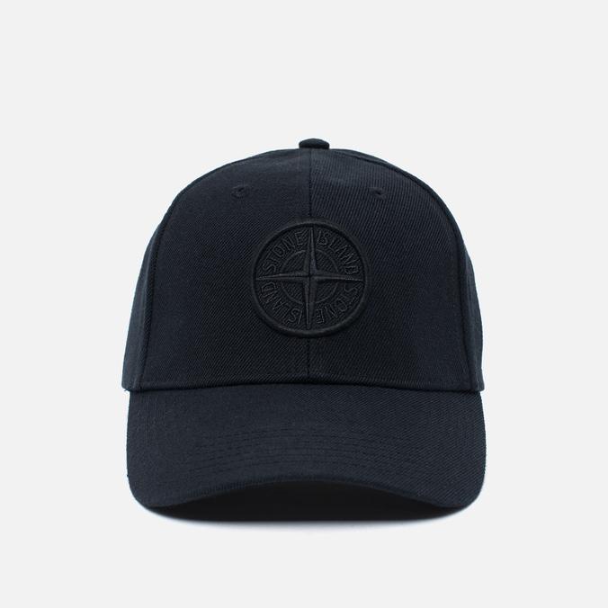 Мужская кепка Stone Island Classic Logo Marine Blue