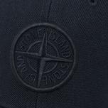 Мужская кепка Stone Island Classic Logo Marine Blue фото- 3