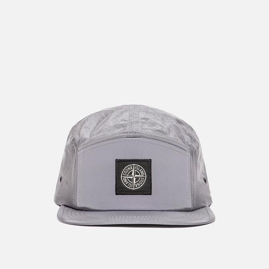 Кепка Stone Island Nylon Metal Lavender