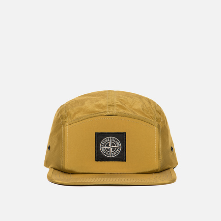 Мужская кепка Stone Island Nylon Metal Yellow