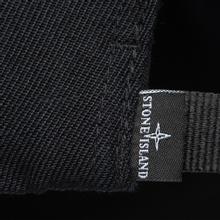 Кепка Stone Island Wool Mix Compass Logo Embroidered Black фото- 3