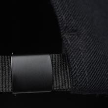 Кепка Stone Island Wool Mix Compass Logo Embroidered Black фото- 4