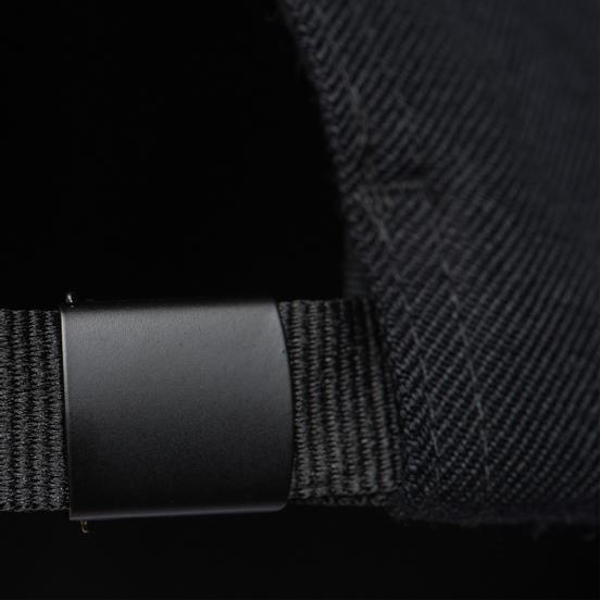 Кепка Stone Island Wool Mix Compass Logo Embroidered Black
