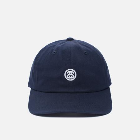 Мужская кепка Stussy Contrast Strap Navy