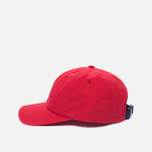 Мужская кепка Stussy Contrast Strap Red фото- 2