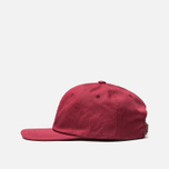 Кепка Stussy Stock Low Pro 6 Panel Red фото- 1