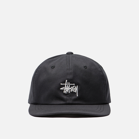 Кепка Stussy Stock Low Pro Black
