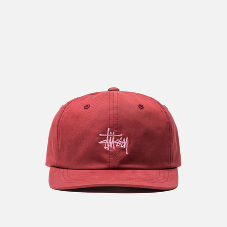Кепка Stussy Stock Low Pro Rose