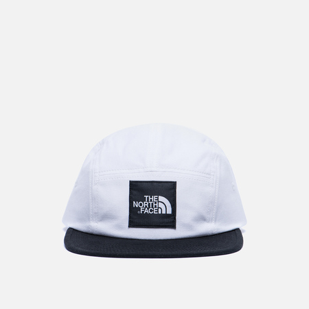 Кепка The North Face Five Panel TNF White