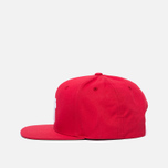 Мужская кепка Undefeated 5 Strike Snapback Red фото- 1