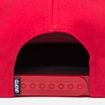 Мужская кепка Undefeated 5 Strike Snapback Red фото- 3