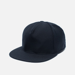 Мужская кепка Universal Works Baseball Gaberdine Navy фото- 1