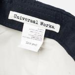 Мужская кепка Universal Works Baseball Gaberdine Navy фото- 4