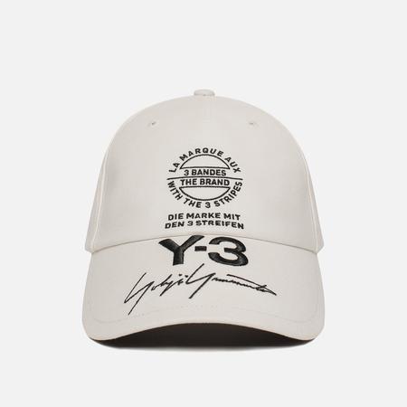 Мужская кепка Y-3 Street White