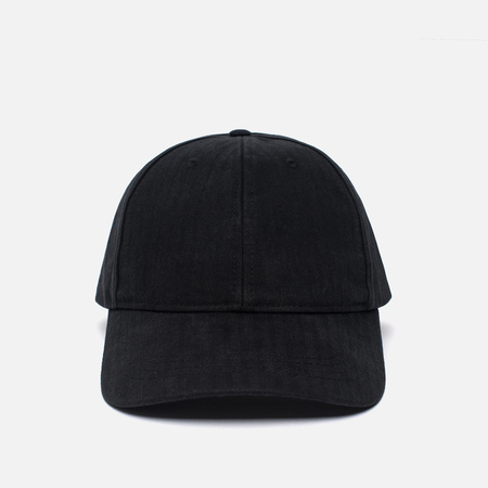 Мужская кепка YMC Herringbone Baseball Black