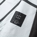 Мужская кожаная куртка Acronym x Nemen Double Zipper Rider Black фото- 6