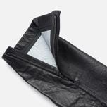 Мужская кожаная куртка Acronym x Nemen Double Zipper Rider Black фото- 5
