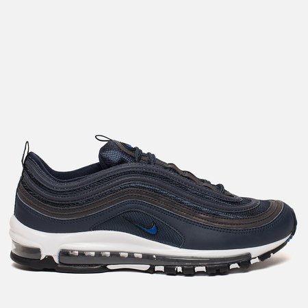 Мужские кроссовки Nike Air Max 97 Obsidian/White/Black/White