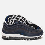 Мужские кроссовки Nike Air Max 97 Obsidian/White/Black/White фото- 1