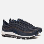 Мужские кроссовки Nike Air Max 97 Obsidian/White/Black/White фото- 2