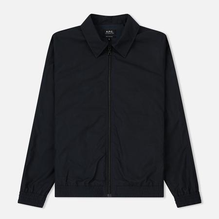 Мужская куртка A.P.C. Laurent Dark Navy