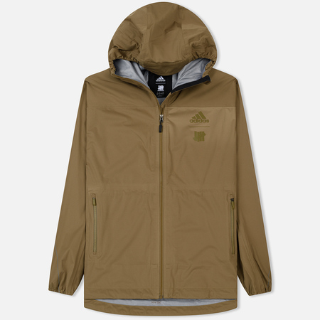 Мужская куртка adidas Originals x Undefeated 3L Gore-Tex Tactile Khaki