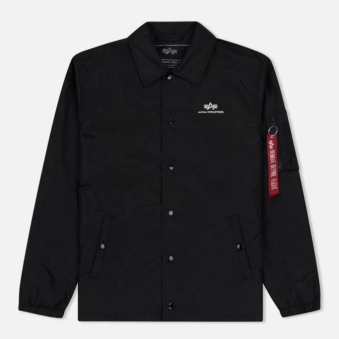 Мужская куртка Alpha Industries Coach TT Black