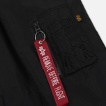 Мужская куртка Alpha Industries Coach TT Black фото- 6
