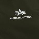 Мужская куртка Alpha Industries Coach TT Dark Green фото- 3