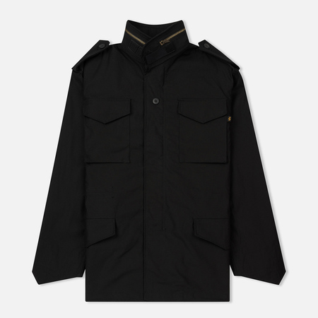 Мужская куртка Alpha Industries M-65 Black