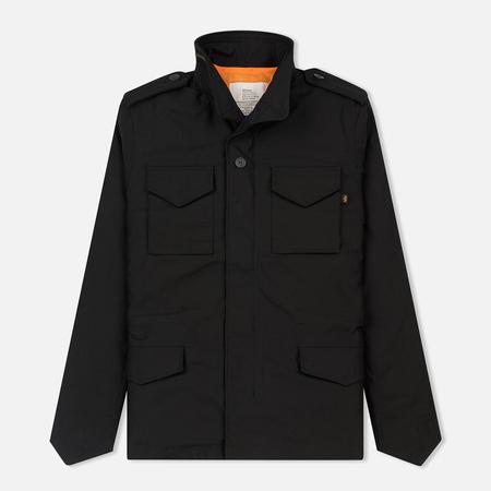 Мужская куртка Alpha Industries M-65 Heritage Black