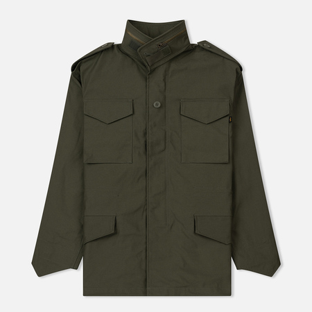 Мужская куртка Alpha Industries M-65 Olive