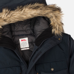 Мужская куртка аляска Fjallraven Polar Guide Dark Navy фото- 2