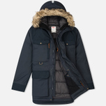 Мужская куртка аляска Fjallraven Polar Guide Dark Navy фото- 1