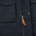 Мужская куртка аляска Fjallraven Sarek Winter Dark Navy фото- 5