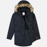 Мужская куртка аляска Fjallraven Sarek Winter Dark Navy фото- 1