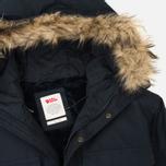 Мужская куртка аляска Fjallraven Sarek Winter Dark Navy фото- 2