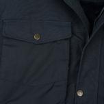 Мужская куртка аляска Fjallraven Sarek Winter Dark Navy фото- 7