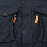 Мужская куртка аляска Fjallraven Sarek Winter Dark Navy фото- 4