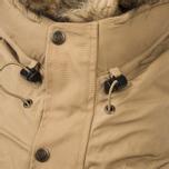 Мужская куртка аляска Fjallraven Sarek Winter Sand фото- 3