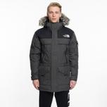 Мужская куртка аляска The North Face MC Murdo 2 TNF Black/High Rise Grey фото- 8
